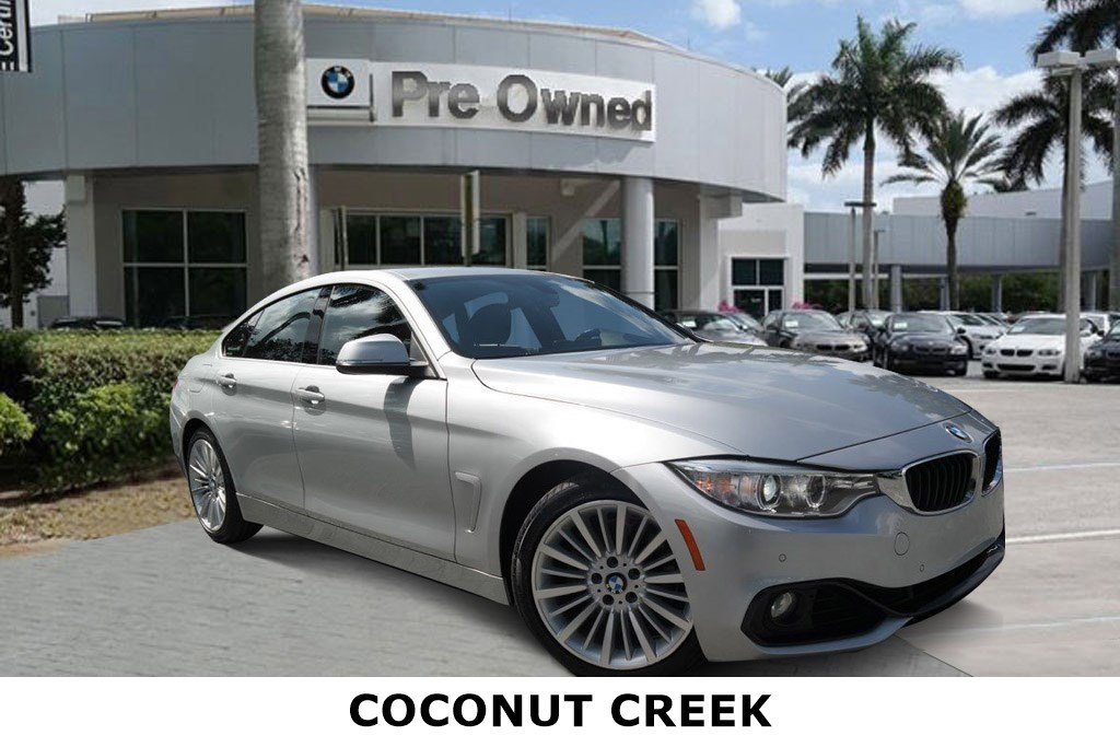 Certified Pre Owned 2016 Bmw 4 Series 428i Gran Coupe
